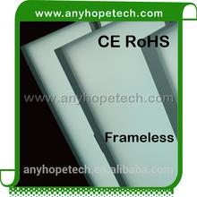 High light 60 60cm no frame warm white ul listed led panel light