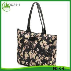 2014 Hot Selling Fashional Wholesale lady Eco Shopping Bag