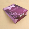 Luxury mini craft paper bag with handle