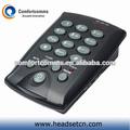2014 mode heißer verkauf rj11-buchse adapter headset telefon cht-800
