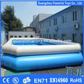 baratos piscina inflável quadrados
