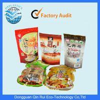 plastic food packgaing bag