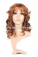 Beautiful Human Hair Lace Wig Dreadlocks Wig Lace Front Wig