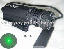 tactics green laser equipment