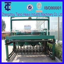 Organic poultry manure compost Fermentation fertilizer machine