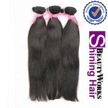 6A100%virgin human hair OEM/ODM full ending natural black unprocessed wholesale cheap brazilian hair bulk 30 inch