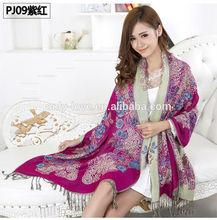 200cm x 70cm big size women winter pashmina scarf shawls cashmere long scarf PJ09