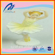 custom resin ballet,handmade resin product for decoration