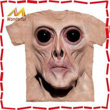 2014 mens 60% cotton 40% polyester t-shirts 3d custom 3d tshirt/t shirts euro 1