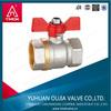 1 inch brass ball valve brass mini ball valve non return valve