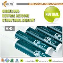 Girafe 995 Neutral high grade Silicone glazing caulk