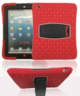 Luxury crystal case for iPad 3 iPad 4 protective cover
