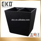 Black PU Metal Storage Boxes & Bins for Sale