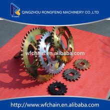 Custom fabrication oem quality motorcycle transmission kit chain sprocket