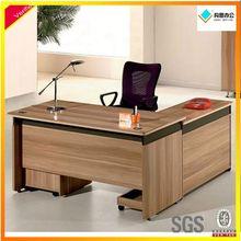 Wood furniture modern desk office,Dongguan Office desk Manufacture factory