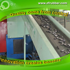 2MT/Hour Processing Capacity Waste Tire Scrap Recycling Plant For Crumb Rubber Production