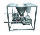 yogurt &soft cheese &butter proess manufacture high effIcient on line high shear dispersing mixer system dosing machine