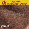 Multi-functional high efficiency strong hardness garnet stone/garnet sand