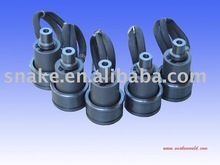 Hot Nozzle Injection moulds (Hot Runner)