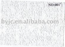 Vinyl Texture Gypsum Ceiling Board