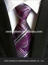 Men's Silk Printed Necktie
