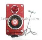 Glass break fire alarm