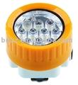 KL2.5LM التعدين مصباح، الصمام المصابيح الأمامية، غطاء مصباح