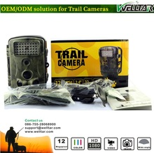 Night Vision Disguise Camera Hunter 12MP 1080P Video