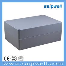 SAIPWELL/SAIP Best Selling 380*260*130mm Electrical IP67 Waterproof Aluminium Enclosure(SP-AG-FA72)