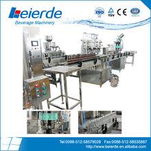 pet or glass bottle gas/ carbonated drink filling machine/bottling line