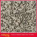 La venta caliente la parte superior de diseño 100 100% espléndida de poliéster fascinante de la tela de lentejuelas lacefabric