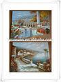 china caliente venta de pinturas al óleo lienzo