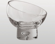 high-temperature resistent glass candle holder