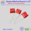 CBB21 224J400V Polypropylene Film Capacitor Free Samples!