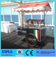 XSFLG ice cream street vending carts