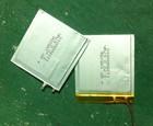 Ultrathin Lithium Polymer Battery 3.7V 170mAh 1.1*52*59mm