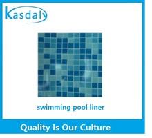2014 new design Liner Type Swimming Pool plastic liner,pvc liner