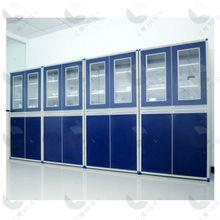 Supply laboratory stool lab cabinet storage rack wardrobe shoe cabinet