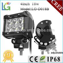 4inch 18w Mini Offroad LED Light Bar High Quality Car Accessory