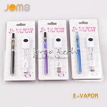 2014 Good Quality Electronic e vapor Pen Starter Kit 900mAh plus extra Clearomizer