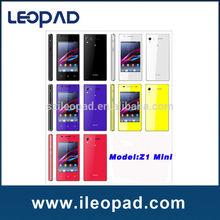 cheap mobile phone PDA 3.5inch wifi+tv+FM for Z1 Mini