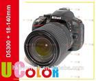 Genuine New Nikon D5300 Digatal SLR Camera Body with AF-S 18-140mm Lens