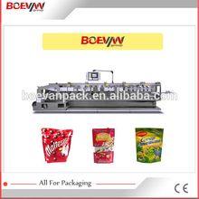 2014 branded peanut sealing granule pack machine