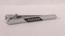 Custom Made Parker Tie Clip/ Tie Bar