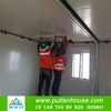 EPS panel steel structure prefab modular container house