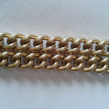 Iron / Brass Curb Chain For Bag Making