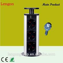 electric switch and socket modern motorized pop up socket hdmi socket