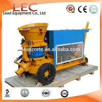 LZ-3D diesel engine type concrete spray gunite shotcrete equipment