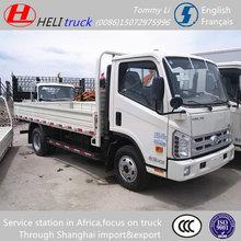 Luz camión proveedor Forland camión de gasolina