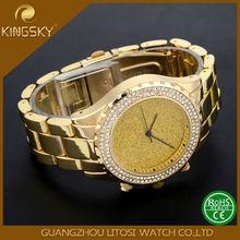 whole sale price lady diamond watch